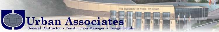 Urban Associates LP - General Contractor, Construction Manager, Design Builder
